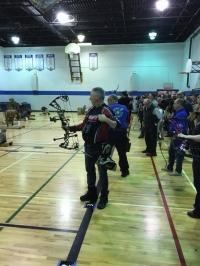 Félicitation aux Archers de Rockland